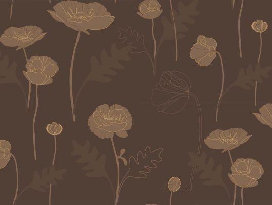 Обои art 9751 Флизелин Eco Wallpaper Швеция, Tweed, Обои для спальни