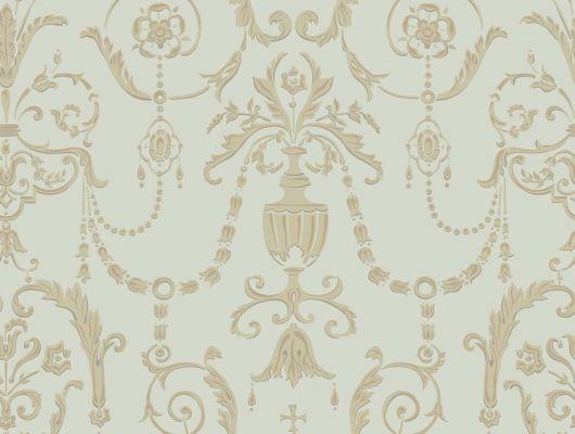 Обои art 98/12053 Флизелин Cole & Son Великобритания, Historic Royal Palaces, Английские обои, Архив