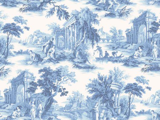 Обои art 99/1001 Флизелин Cole & Son Великобритания, Folie, Английские обои, Обои для спальни