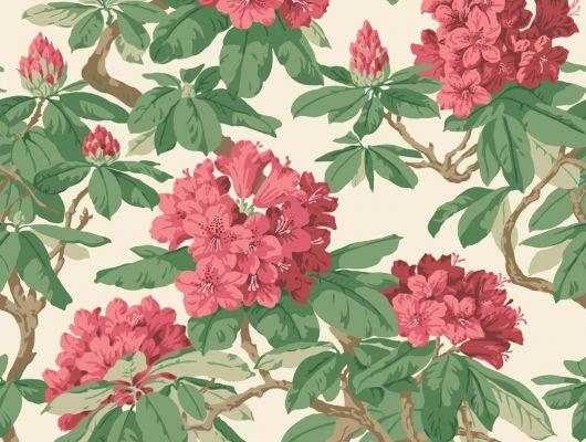 Обои art 99/4019 Флизелин Cole & Son Великобритания, Folie, Английские обои, Обои для гостиной, Обои с цветами, Хиты продаж