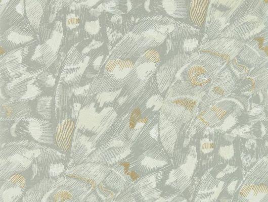 Изящный абстрактный рисунок в серых тонах для гостинной на флизелиновых обоях Lamina арт.112166  из коллекции Momentum 6 от Harlequin, Momentum 6, Обои для гостиной, Обои для спальни