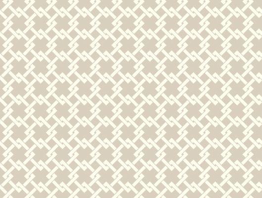 Обои бумажные с клеевой основой York - Ashford House Toiles II, арт.AF1955 с мелким геометрическим рисунком.Заказать в интернет-магазине.Обои в коридор.В гостиную., Ashford House Toiles II, Обои для гостиной, Обои для кабинета, Обои для кухни, Обои для спальни