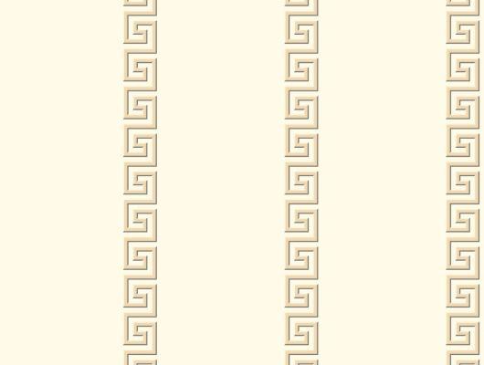 Обои бумажные с клеевой основой York - Ashford House Toiles II, арт.AF1963,пр-во США с геометрическим узором Меандр.Большой ассортимент.В наличии.Доставка, Ashford House Toiles II, Обои для гостиной, Обои для кабинета, Обои для спальни