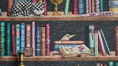 C&S_Fornasetti Senza Tempo_Libreria 114-13025_Detail Alternate_RGB