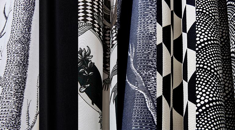 ColeSon_The Contemporary Collection-Fabrics_colourbank-BLACK-WHITE-odesign-tkani
