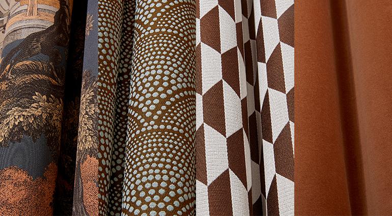ColeSon_The Contemporary Collection-Fabrics_colourbank-GINGER-odesign-tkani