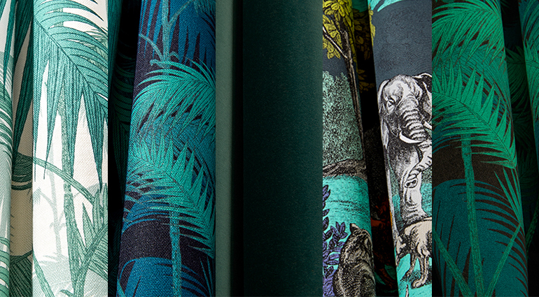 ColeSon_The Contemporary Collection-Fabrics_colourbank-VIRIDIAN-odesign-tkani