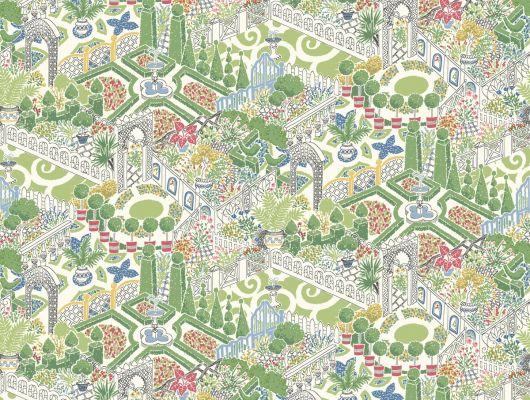 Обои бумажные с клеевой основой York ,коллекция Waverly Garden Party ,арт.5932-1 .Дизайнерские обои.Яркая абстракция .Купить обои, для гостиной , для спальни ,интернет-магазин, онлайн оплата, бесплатная доставка, большой ассортимент., Waverly Garden Party, Бумажные обои, Обои для гостиной