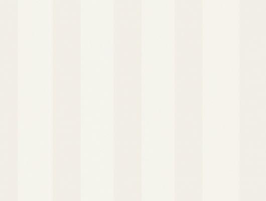Виниловые обои на бумажной основе напечатаны методом горячего тиснения. Обои металлизированы и имитируют шелковое сияние. Арт.№ 15970 - рисунок классических полос среднего размера и теплого серебристого цвета. Обои для спальни, выбрать в каталоге, заказать доставку, Silks & Textures II, Обои для гостиной, Обои для кухни