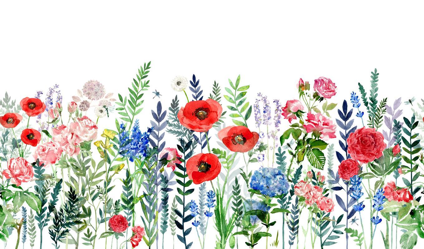 ОБОИ MR PERSWALL FLOWERS & AQUARELLE P260701-10