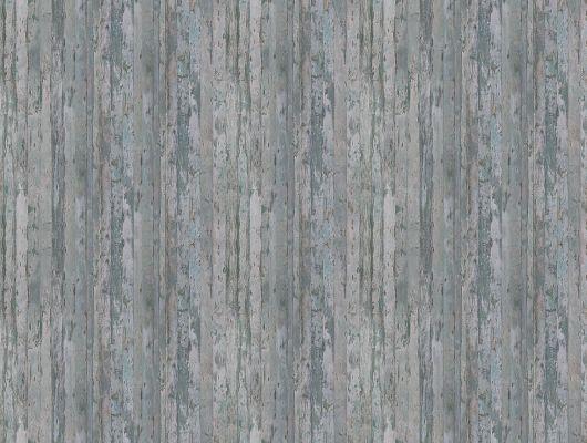 Флизелиновые фотопанно из Швеции коллекция CAPTURED REALITY No 2 от Mr.PERSWALL под названием NORWEGIAN WOOD. Панно имитирующее состарившуюся деревянную стену с облупившейся краской темно-серого цвета с синими вкраплениями. Фотообои для гостиной, панно для спальни, фотопанно для коридора. Большой ассортимент, онлайн оплата, купить обои, Captured Reality No 2, Обои для гостиной, Обои для спальни, Фотообои
