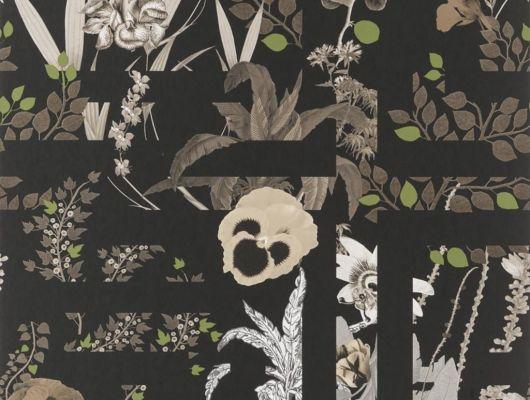 Флизелиновые обои Primavera Labyrinthum, Histoires Naturelles, Обои для гостиной
