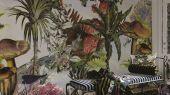 Найти флизелиновое фотопанно PCL7022/01 от Christian Lacroix 2- это Цветущий фантастический сад, выполненный в увеличенном масштабе.