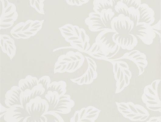 Выбрать обои для спальни, дизайн Berettino арт. PDG1020/07 из коллекции Majolica от Designers guild с цветочным узором из большого ассортимента., Majolica, Обои для гостиной, Обои для спальни