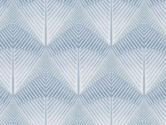 Дизайнерские обои флизелиновые Designers guild - Tulipa Stellata, арт.PDG1032/04.С геометрическим узором. Для гостиной заказать с доставкой в Москве.Большой ассортимент., Tulipa, Обои для кухни