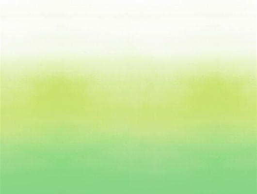 Фотопанно для гостиной арт. PDG1059/02  из коллекции Mandora от Designers Guild, Великобритания с градиентной растяжкой в желто-зеленых тонах. Оформить заказ в шоу-руме Одизайн в Москве, большой ассортимент, Mandora, Обои для гостиной, Обои для кухни, Обои для спальни