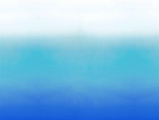 Фотопанно арт. PDG1059/04  из коллекции Mandora от Designers Guild, Великобритания с градиентной растяжкой в  кобальтово-синих оттенках. Оформить заказ на сайте Odesign.ru, онлайн оплата, Mandora, Обои для гостиной, Обои для кухни, Обои для спальни