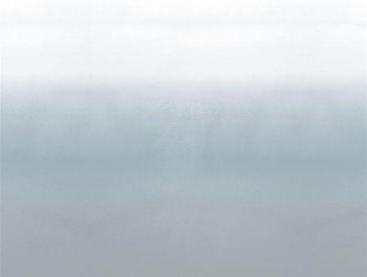 Фотопанно арт. PDG1059/06  из коллекции Mandora от Designers Guild, Великобритания с градиентной растяжкой в  серо-белых оттенках. Оформить заказ на сайте Odesign.ru, онлайн оплата, Mandora, Обои для гостиной, Обои для кухни, Обои для спальни