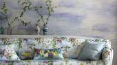 Выбрать Панно в кабинет,арт. PDG677/01,  из коллекции Caprifoglio от  Designers guild с изображением неба. Большой ассортимент обоев.В интерьере