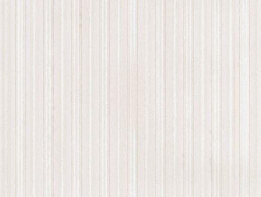 Виниловые обои на бумажной основе напечатаны методом горячего тиснения. Обои металлизированы и имитируют шелковое сияние. Арт.№ 12800 - классические полосы разной ширины в молочном и кремовом цвете. Обои для спальни, выбрать в каталоге, заказать доставку, Silks & Textures II, Обои для гостиной, Обои для кабинета, Обои для кухни
