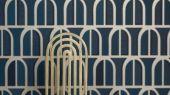Флизелиновые обои из Швеции коллекция The Apartment от Borastapeter, с рисунком под названием Venice. Выразительные обои , структурированный дизайн, вдохновленный красивыми окнами , которые украшают старые фасады Венеции. Обои гостиной, обои для кабинета. Купить обои онлайн, бесплатная доставка, салон обоев, большой ассортимент