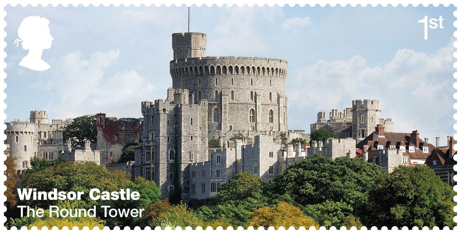 Windsor_Castle_on_Royal_Mail_stamps03
