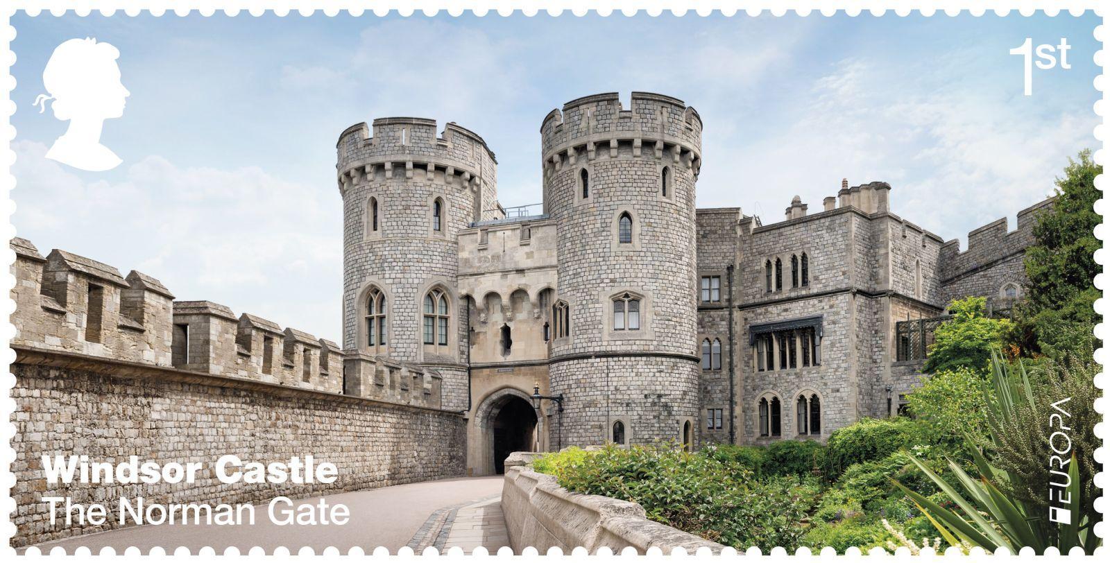 Windsor_Castle_on_Royal_Mail_stamps04