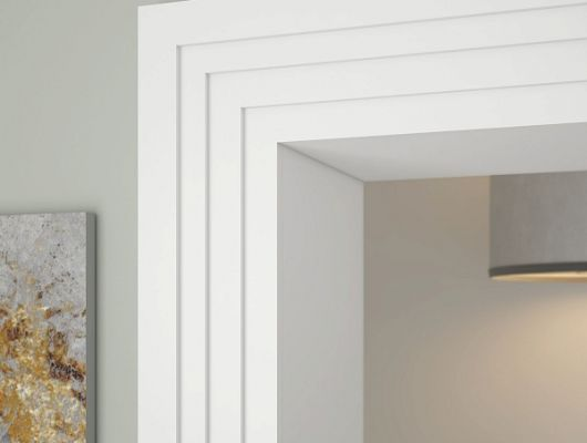 Наличник N 2503  Ultrawood Чили, Ultrawood, Декоративные элементы, Лепнина и молдинги, Назначение, Универсальный дизайн