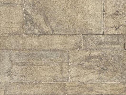 Флизелиновые обои Aura Restored FD24022 (2540-24022). Купить в салоне обои с имитацией камня.Для гостиной,коридора.Недорого.Заказать в интернет-магазине. Доставка, Restored, Обои для гостиной, Обои для кухни