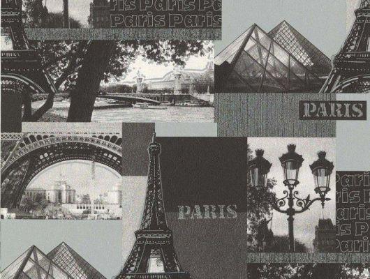 Aura Les Aventures 11096309C обои с изображением города.Обои в квартиру.Заказать в интернет-магазине. Недорого.Доставка, Les Aventures, Обои для гостиной, Обои для кухни