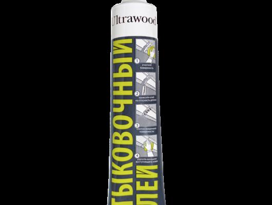 Клей Клей ULTRAWOOD стык. 80 мл, Ultrawood, Клей, Лепнина и молдинги, Назначение