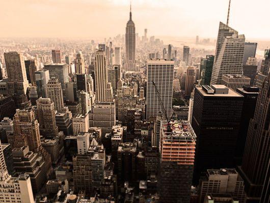 Обои art E010801-9 Флизелин Mr Perswall Швеция, New York Memories, Индивидуальное панно, Обои для гостиной, Фотообои