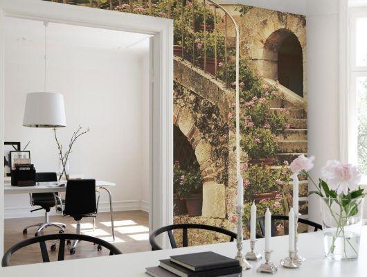 Обои art E030101-4 Флизелин Mr Perswall Швеция, City of Romance, Индивидуальное панно, Обои для гостиной, Обои для кухни, Флизелиновые обои, Фотообои, Хиты продаж