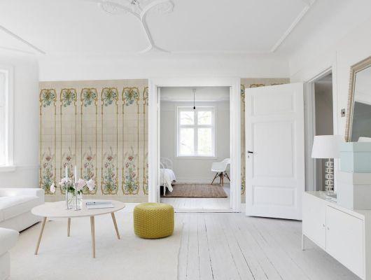 Обои art E030201-8 Флизелин Mr Perswall Швеция, City of Romance, Индивидуальное панно, Обои для гостиной, Флизелиновые обои, Фотография, Фотообои