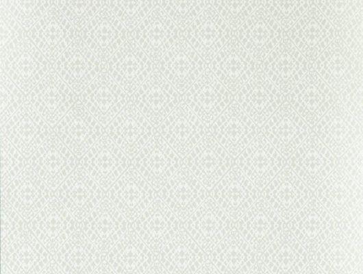 Выбрать обои для кабинета с мелким геометрическим узором  Pinjara Trellis арт. 216904/216785 из коллекции Littlemore от Sanderson в магазине Одизайн, Littlemore, Обои для кабинета, Обои для спальни