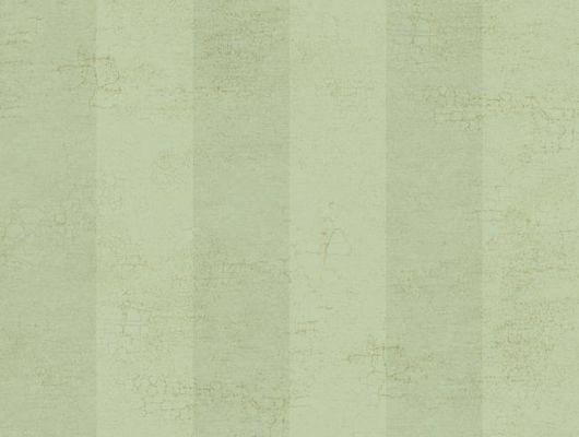 Бумажные обои для гостиной с клеевой основой , арт. HA1349 из коллекции York - Hand Painted. Зеленые средние полосы с текстурой легкого кракелюра купить в интернет магазине одизайн ру, Hand Painted, Обои для гостиной, Обои для кабинета, Обои для кухни, Обои для спальни