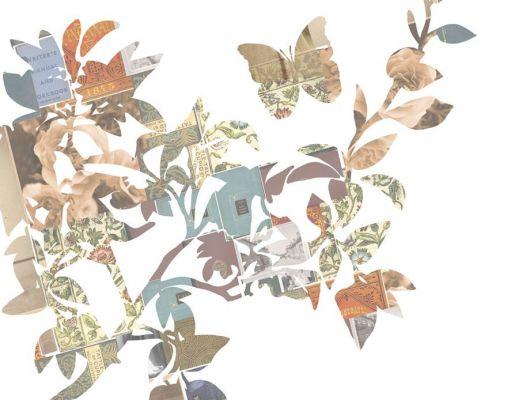 Обои art P010502-6 Флизелин Mr Perswall Швеция, Creativity & Photo Art, Обои для прихожей, Обои для спальни, Флизелиновые обои, Фотообои