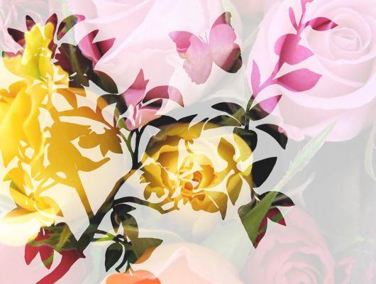 Обои art P011301-6 Флизелин Mr Perswall Швеция, Creativity & Photo Art, Обои для спальни, Флизелиновые обои, Фотообои