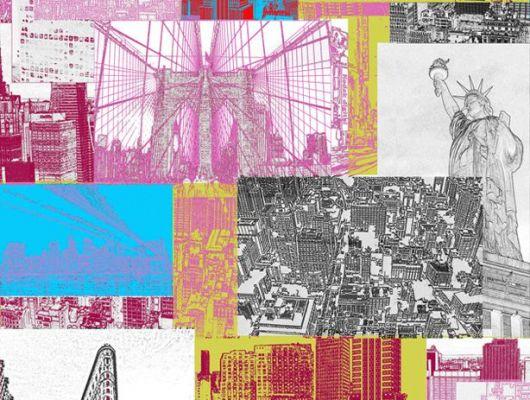 Обои art P111102-4 Флизелин Mr Perswall Швеция, Destinations, Обои для прихожей, Флизелиновые обои, Фотообои