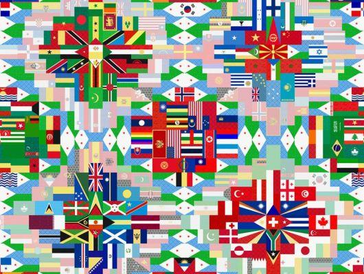 Обои art P111901-6 Флизелин Mr Perswall Швеция, Destinations, Детские обои, Флизелиновые обои, Фотообои