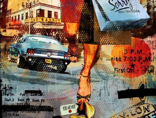 Обои art P141801-6 Флизелин Mr Perswall Швеция, Fashion, Хиты продаж