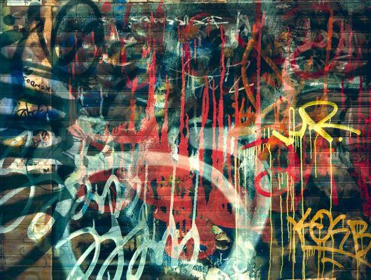 Обои art P151201-8 Флизелин Mr Perswall Швеция, Expressions, Фотообои