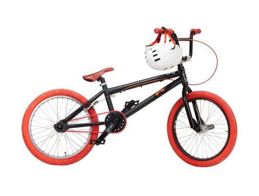 Детские фотообои с якрким велосипедом с красными колесами, Adventure, Детские обои, Детские фотообои, Фотография, Фотообои