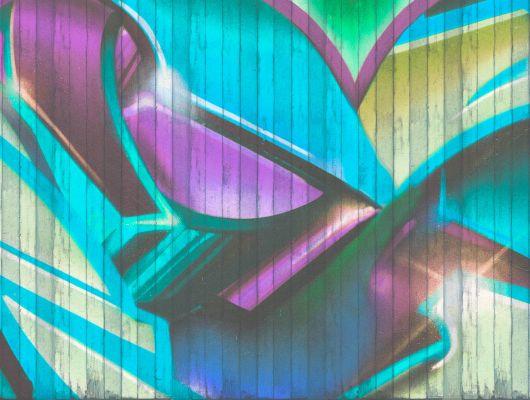 Обои art P200101-0 Флизелин Mr Perswall Швеция, Street Art, Фотообои