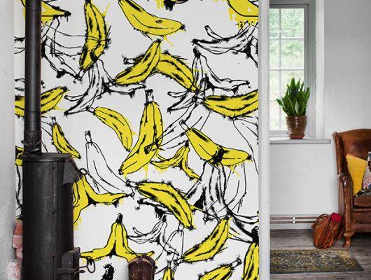 Обои art P201201-6 Флизелин Mr Perswall Швеция, Street Art, Фотообои
