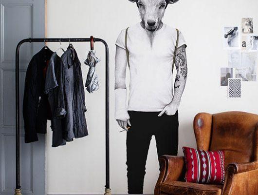 Обои art P201401-2 Флизелин Mr Perswall Швеция, Street Art, Фотообои, Хиты продаж