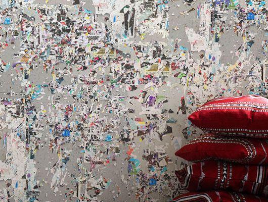 Обои art P201601-6 Флизелин Mr Perswall Швеция, Street Art, Фотообои