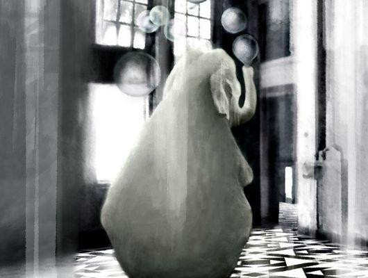Обои art P230701-6 Флизелин Mr Perswall Швеция, Shades, Фотообои