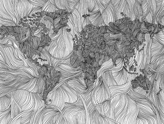 Обои art P231301-8 Флизелин Mr Perswall Швеция, Shades, Фотообои