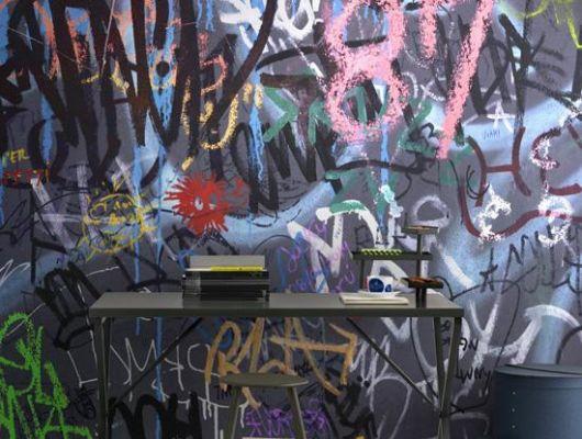 Обои art P251601-9 Флизелин Mr Perswall Швеция, Underground, Фотообои